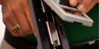 Barcode Scanner Gun