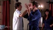 Chuck's first tango