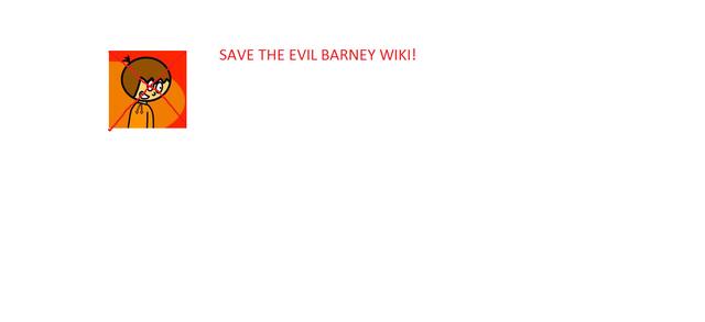 File:Save Evil Barney.png
