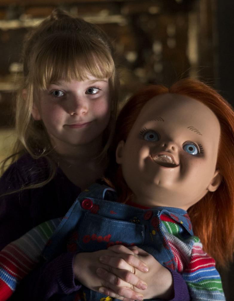 Free Curse Of Chucky Doll Replica