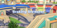 Braking Brewster