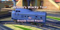 Wilson's Wacky Tour