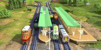 Silver Hopper Station