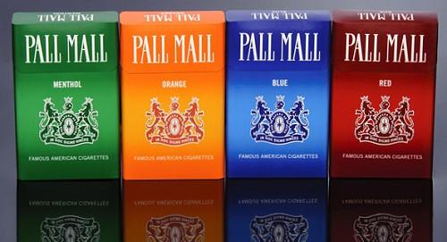 Pall Mall | Tobacco Wiki | FANDOM powered by Wikia Pall Mall Black