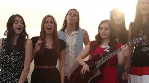 """Mirrors"" by Justin Timberlake, cover by CIMORELLI feat James Maslow"