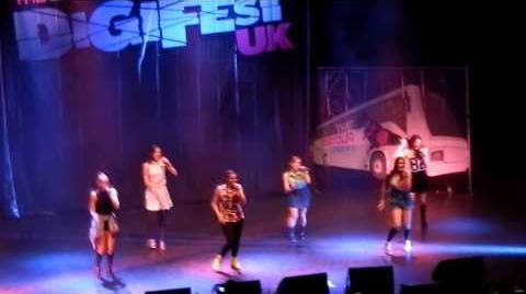 CIMORELLI - 'That Girl Should Be Me' (Digifest UK 2014) NEW SONG