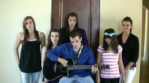 """You Belong With Me"" by Taylor Swift - Cover by Cimorelli!!!"
