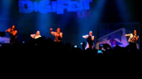 Cimorelli - Come Over NEW SONG at DigiFest UK