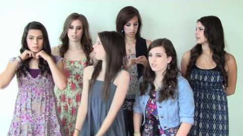 """""""Just a Kiss"""" by Lady Antebellum - cover by CIMORELLI-0"""
