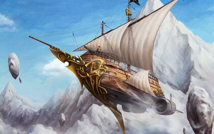 Generic airship