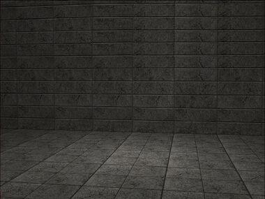 Spirestone - black stone room