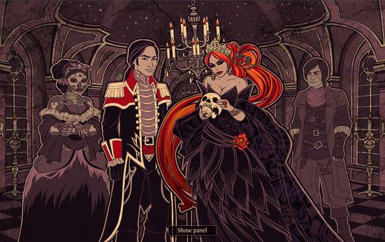 Evil Queen, Loves Perrault, Ghede Advisor