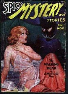 Spicy Mystery Stories November 1935