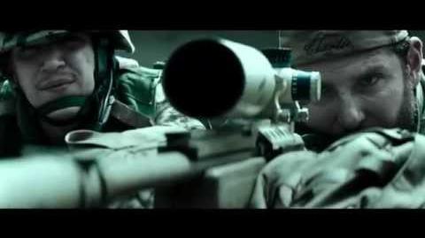 El Francotirador - Tráiler final en español HD