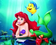 The+little+mermaid