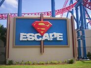 Superman Escape Ride2