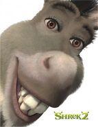 Shrek 2 burro