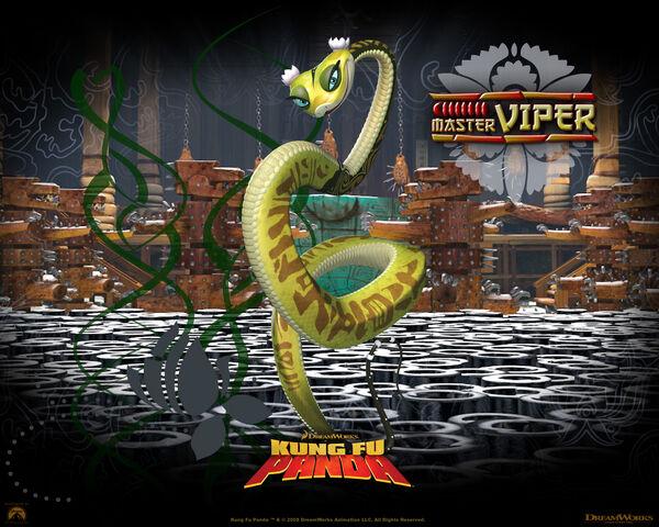 Archivo:Kung fu panda, 2008, viper (lucy liu).jpg