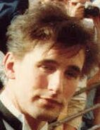 William Baldwin at the 60th Academy Awards cropped