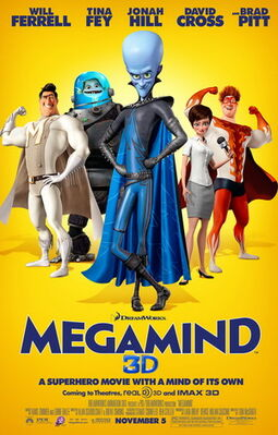 Megamind2010Poster