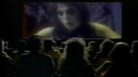Alice Cooper He's Back (The Man Behind The Mask) Music Video