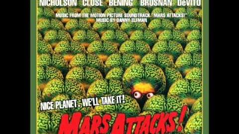 26. Indian Love Call - Mars Attacks! OST