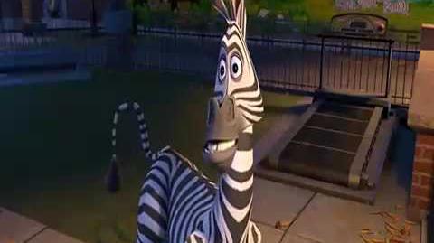 Madagascar trailer (2005)