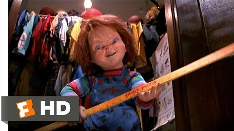 Child's Play 2 (2 10) Movie CLIP - You've Been Very Naughty Miss Kettlewell (1990) HD