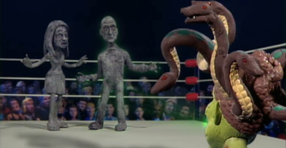 Celebrity Deathmatch: OverKill | Idea Wiki | FANDOM ...
