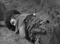 Peter Whitney dead in Gunsmoke-The Hunter