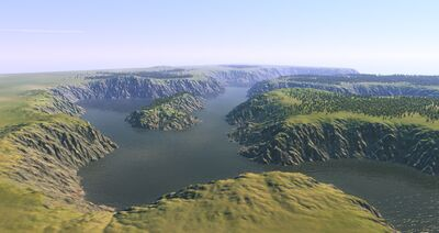 The Grassy Cliffs