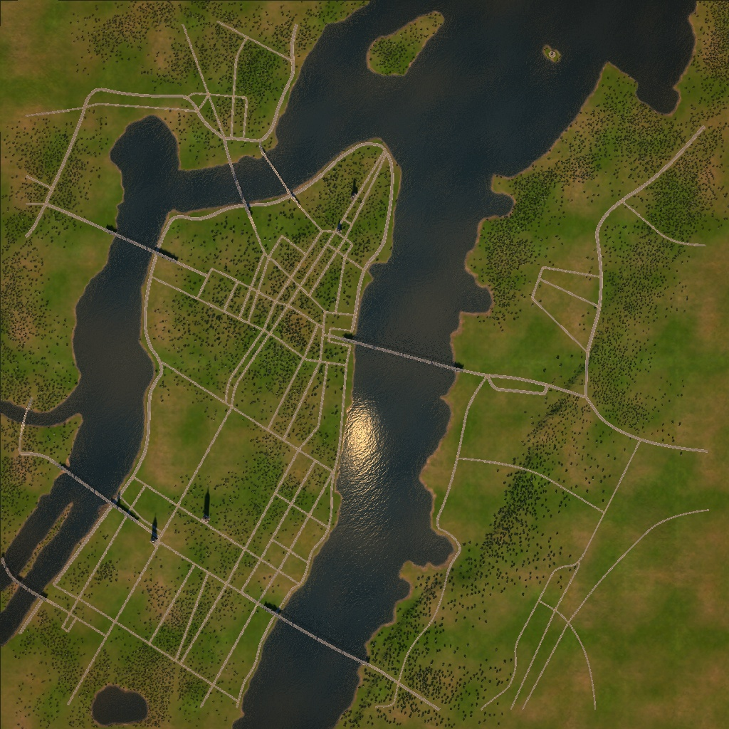 New York City Cities XL Wiki FANDOM Powered By Wikia - New york map cities xl