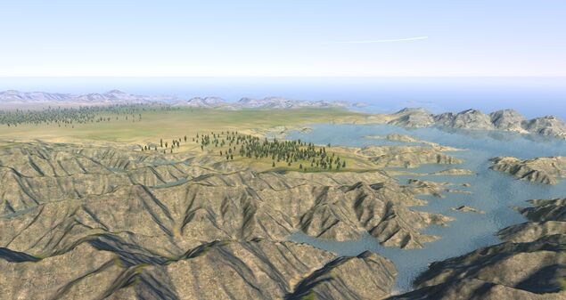 The Small Peninsula