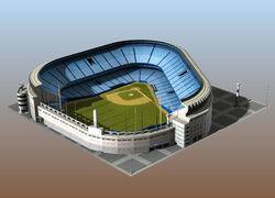 Mod Guide Yankees Stadium Model