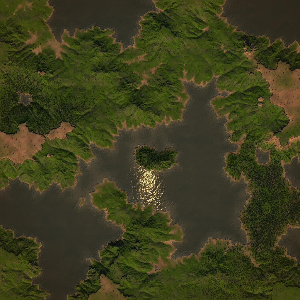Image Overhead The Winding Lakesjpg Cities XL Wiki FANDOM - New york map cities xl