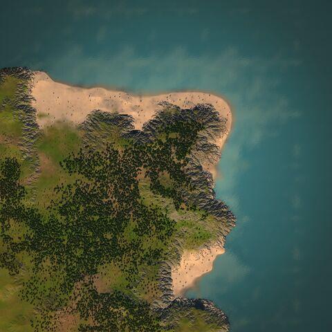 File:Overhead - The Beach.jpg
