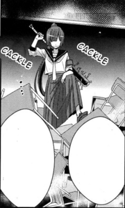 Mitsuko in Yuzu's Imagination