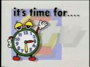 Mr clockface 3-30