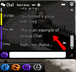 Beta Group Chat