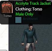 Acolyte Track Jacket