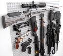 Bag of guns