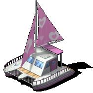 Honeymoon Sailboat-SW