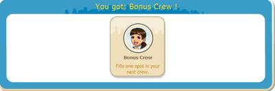 Bonus Crew