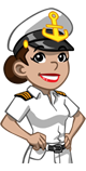 Captain 80 akimbo