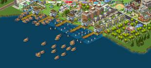 Boats incoming