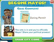 Become Mayor! complete