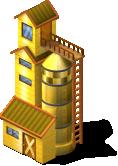 Golden Grain Elevator-SW