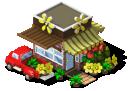 Flower Kiosk-SE