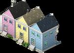 Pastel Houses-NE