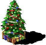 Holiday Tree 2 Level 5-SW